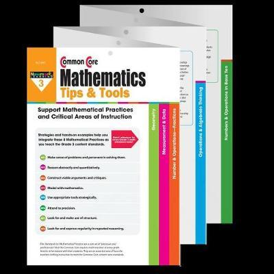 Common Core Math Tips & Tools Grade 3