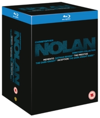 Christopher Nolan Director's Collection on Blu-ray