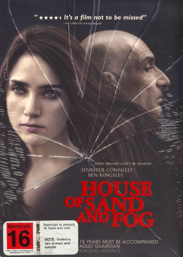 House Of Sand And Fog (Deluxe Edition) on DVD image