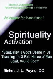 """Spirituality Activation """"To Save America - Salvation and Revival in Our Land"""" by BishopJ L Payne image"""
