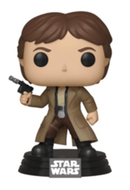 Star Wars - Han Solo (Endor Ver.) Pop! Vinyl Figure