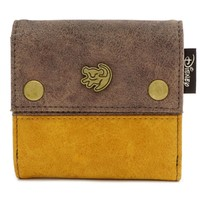 Loungefly: Lion King - Pattern Wallet