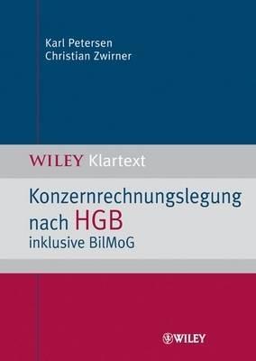 Konzernrechnungslegung Nach HGB by Christian Zwirner image