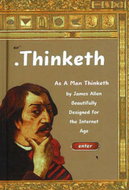 Thinketh by James Allen image