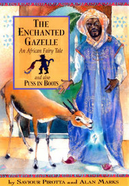 The Enchanted Gazelle by Saviour Pirotta image