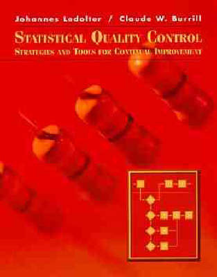 Statistical Quality Control by Johannes Ledolter image