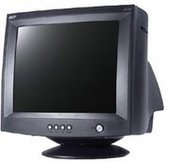 "Acer AC713 17"" CRT Monitor-Buyers Guide Deal Maximum resolution of 1280 x 1024 @ 60 Hz 0.27 dot pitch MPRII Compliant"