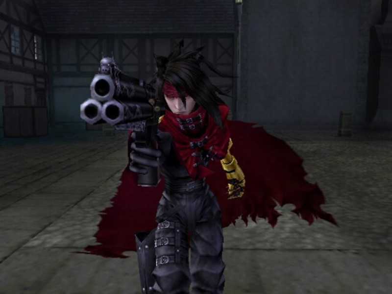 Final Fantasy VII: Dirge of Cerberus for PlayStation 2 image