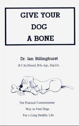 Give Your Dog a Bone by Ian Billinghurst image