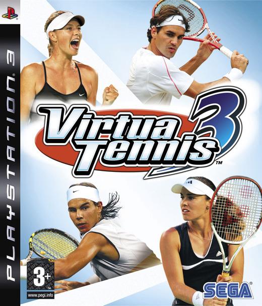 Virtua Tennis 3 for PS3