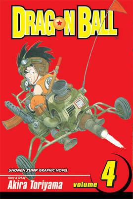Dragon Ball: v. 4 by Akira Toriyama