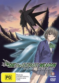 She, The Ultimate Weapon - Another Love Song on DVD image