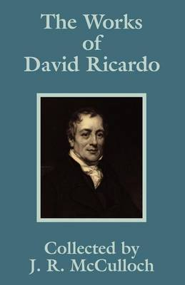 The Works of David Ricardo by David Ricardo image