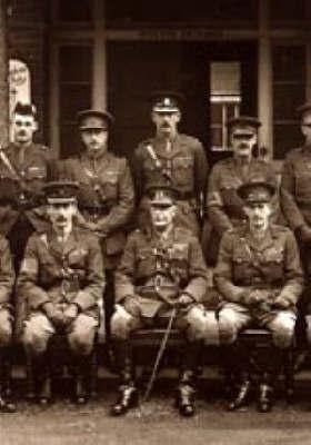 Quarterly Army List for the Quarter Ending 31st December 1919: Pt. II image