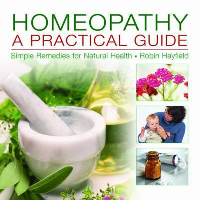 Homeopathy by Robin Hayfield