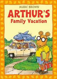 Arthur's Family Vacation by Marc Brown image