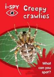 i-SPY Creepy crawlies by I Spy