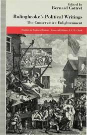 Bolingbroke's Political Writings image