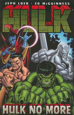 Hulk Vol.3: Hulk No More