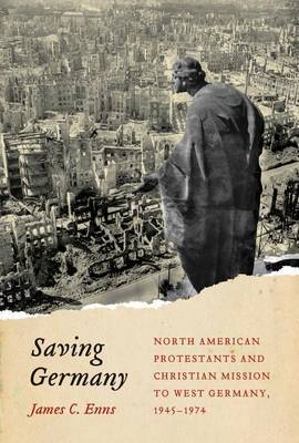 Saving Germany by James Enns image