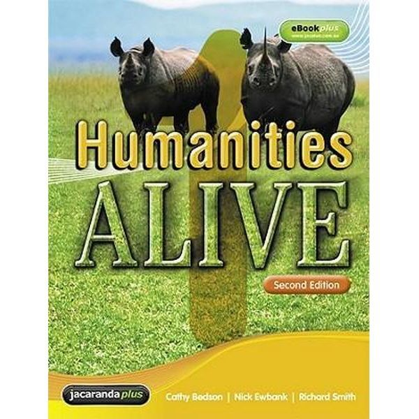 Humanities Alive 1 2E Flexi Saver & EBookPLUS by Cathy Bedson