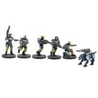 Warpath: Operation Heracles Two Player Starter Set image