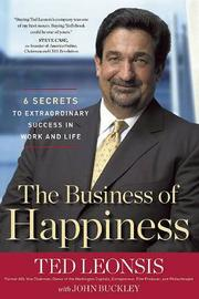 The Business of Happiness by Ted Leonsis image