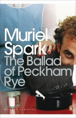 The Ballad of Peckham Rye by Muriel Spark image