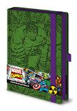 Marvel Comics Premium Notebook (Retro Hulk, A5)