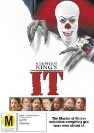 Stephen Kings's IT DVD