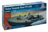 Italeri: 1/35 Torpedo Boat Pt-09 - Model Kit