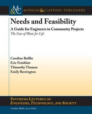 Needs and Feasibility by Caroline Baillie
