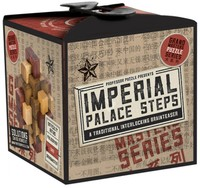 Professor Puzzle: Imperial Palace Steps