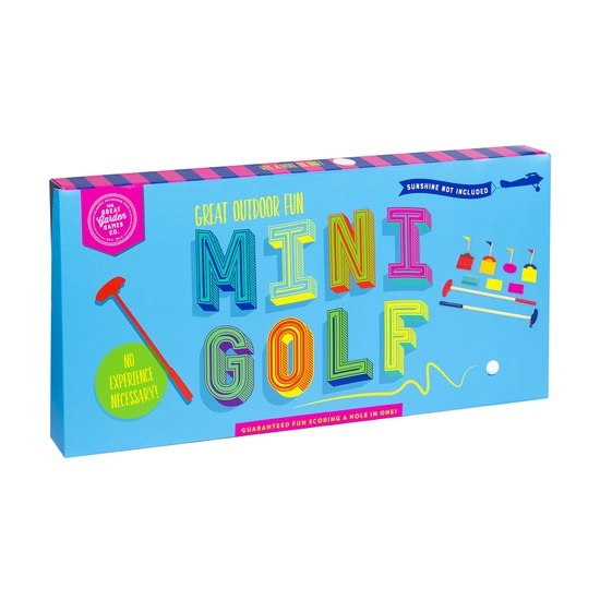 Mini Golf image