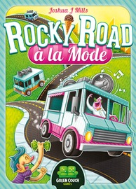 Rocky Road a la Mode - Board Game