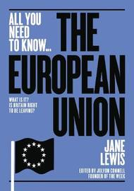 The European Union by Jane Lewis