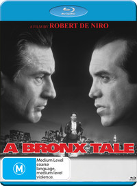 A Bronx Tale on Blu-ray