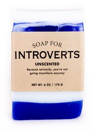 Whiskey River Co: Soap - For Introverts