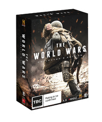 The World Wars Collector's Edition on DVD