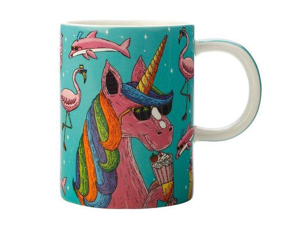 Maxwell & Williams: Mulga the Artist Mug Unicorn - (450ml)