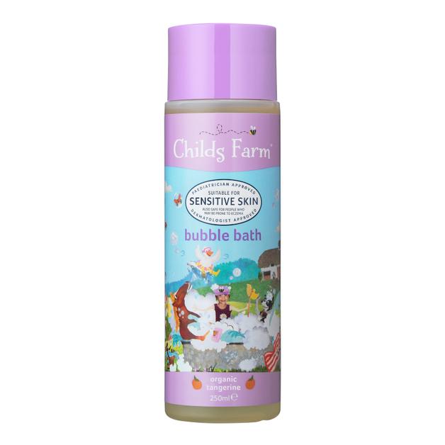 Childs Farm: Bubble Bath - Organic Tangerine (250ml)