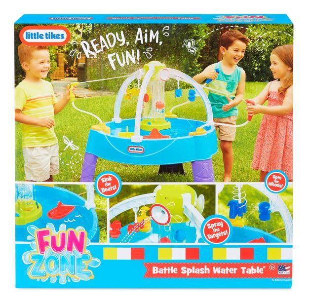 Little Tikes: Fun Zone - Battle Splash Water Table