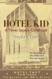 Hotel Kid by Stephen Lewis