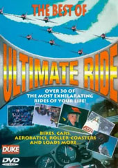 Best Of Ultimate Ride on DVD