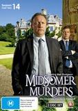 Midsomer Murders - Season 14 Part 2 on DVD