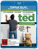 Ted - Triple Play (Blu-ray / DVD / Digital) DVD