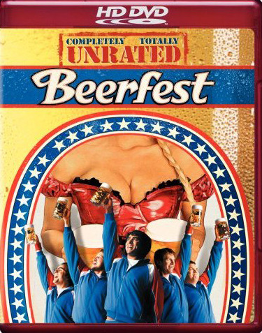 Beerfest on HD DVD