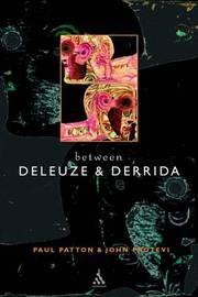 Between Deleuze and Derrida image