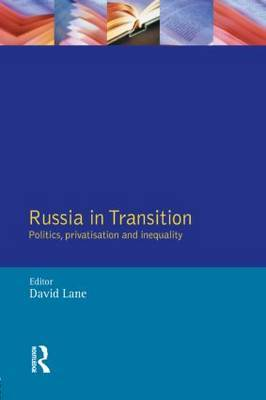 Russia in Transition by David Lane