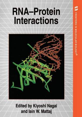 RNA-Protein Interactions image